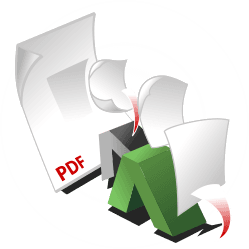 Concatenate or split existing PDF documents with PHP